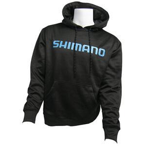 Shimano Performance Hoodie Charcoal XL   AHOODPRFXLCHAR
