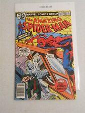 Amazing Spider-Man #189 (8.0 Vf) Man-Wolf app John Byrne art