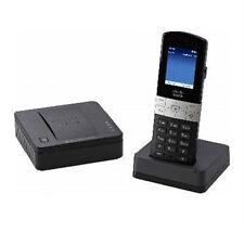Cisco SPA302DKIT-G1 SIP VoIP DECT Mobility Enhanced Handset SPA302 SPA232 Combo