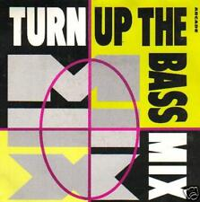 "JUKEBOX SINGLE 45 TURN UP THE BASS 7 ""MIX  DISC-COUNT2"