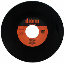 "MOSES SMITH  ""TRY MY LOVE""  KILLER NORTHERN SOUL   LISTEN!"