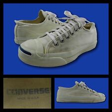 Vintage JACK PURCELL USA CONVERSE Off White Athletic Sneakers M 5.5 / W 7.5