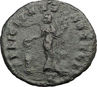 TACITUS 275AD  Rare  Ancient Roman Coin GOOD LUCK Commerce symbol i32797