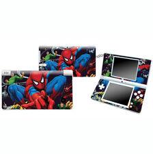 J593 Spiderman N5 Vinyl Decal Skin Sticker for Nintendo DSi Skins Case