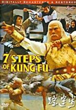 7 Steps of Kung Fu Martial Arts B