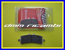 Pastiglie freno anteriori BREMBO RC TRIUMPH DAYTONA 675 R 11>12 675R 2011 2012