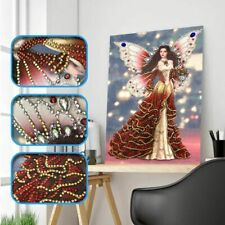 Wing Girl DIY 5D Special Diamond Painting Embroidery Cross Stitch Kit Craft