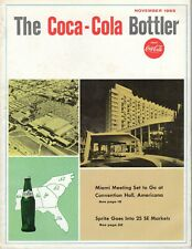 THE COCA-COLA BOTTLER - VINTAGE MAGAZINE - NOVEMBER 1965