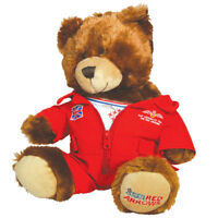 RAF Royal Air Force Red Arrows Pilot's Flying Suit Teddy Bear