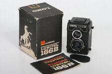 Lomo Lubitel 166B Twin Lens Reflex Camera * Nice working with box
