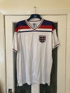 England 1982 Football Shirt Score Draw XL UK