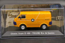 Altaya 1:43 Gurgel Itaipu E400 Telerj Rio De Janeiro Diecast Toy Car Models Auto