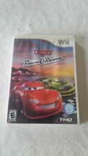 Nintendo Wii & U DISNEY * PIXAR Cars Race O Rama complete Game with VG+ Disc CIB