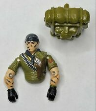 G.I. Joe Body Parts Tunnel Rat V1 Series Six E.O.D. Head, Chest, Arms & Backpack