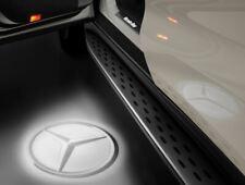 Oem Genuine Mercedes Benz Led Front Door Projectors 2020 - Up Gle V167