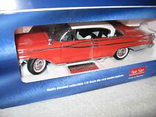 1959 MERCURY PARK LANE HARD TOP 1:18 HI DETAIL PLATINUM SUN STAR NEW IN BOX WOW!