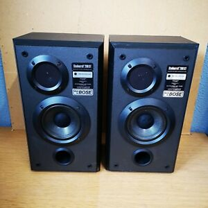 Vintage Bose Studiocraft 200ST speakers 50w 4-8 ohms