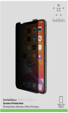 Belkin Screenf. Invisigl. Ultra Privacy für Apple iPhone 11 Pro/X/Xs BRANDNEU