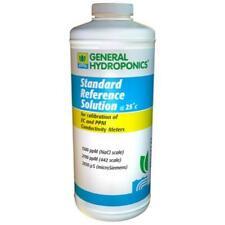 General Hydroponics 1500 PPM Reference Solution 8 oz -gh calibration EC TDS