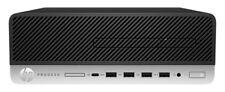 HP 1MF40PA 600 G3 ProDesk SFF System Intel I5-7500 8gb RAM 256gb SSD 3 Year