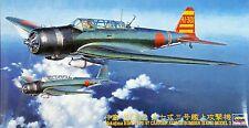 Hasegawa JT76 Nakajima B5N2 Type 97 Bomber (Kate) Model 3 1/48 Scale Model Kit