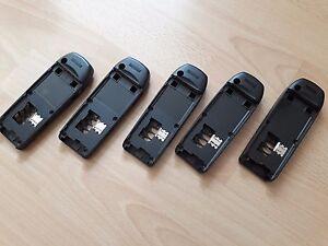 5 x KOMPLETTE Beschalungen für Nokia 6310i Nokia 6310     NEU UND IN SCHWARZ