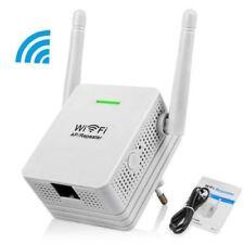300 Mbit/s Wireless 2.4GHz Wifi Repeater Mini Router WLAN Hotspot Verstärker 2dB