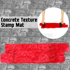 Vertical stamp Stone Decorative Concrete Cement Imprint Wall Texture Stamp