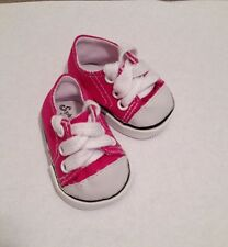 """Sophia's Heritage Shoes Fits 18"""" American Girl Dolls Pink Sneakers Other Colors"""