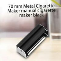 70MM Easy Use Manual Cigarette Rolling Machine Tobacco Injector Maker Roller#G