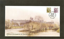 RARE BUCKINGHAM FDC. ENGLAND DEFINS, 44p & 72p. 28-03-2006. no. 119 of 150.
