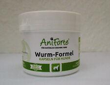 AniForte Wurm-Formel Kapseln 10Stk. für Hunde Wurmkur/Entwurmung,Wurmbefall Hund