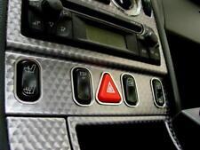 Mercedes Benz SLK R170 180 280 200 350 AMG Brabus Alu Zierblende Schalter Knopf
