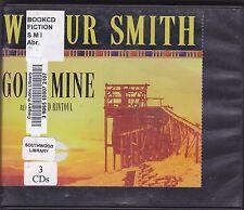 Gold Mine by Wilbur Smith (2000, CD, Abridged) Audiobook Fiction Novel