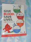 Brand New Red cross fridge magnet for sale *Free Postage