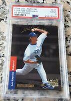 CLAYTON KERSHAW 2008 Upper Deck Rookie Card RC 1993 SP PSA 9 MINT Dodgers HOT $$