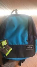 Dakine Union 23L Blue Backpack Laptop Bag NEW With Tags
