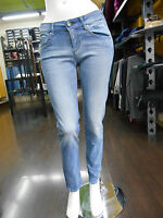 TAKE TWO FIT PUSH UP JEANS DONNA CARLA ONE-GRAZER DENIM D2424V STRETTO SKINNY