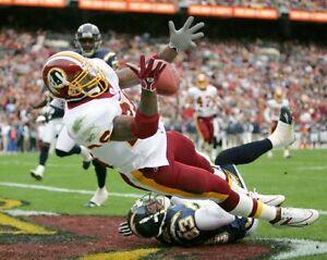 CLINTON PORTIS 8X10 PHOTO WASHINGTON REDSKINS PICTURE NFL VS CHARGERS