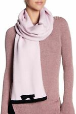 Kate Spade New York Women's Pink Bow Muffler Scarf Orchid Frost KS1000515
