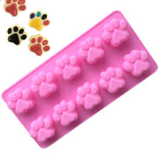 1x Silicone Moule Chien Chat Paw Gâteau Chocolat Cookie Cuisson Pâtisserie Tools