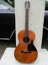 "Favilla Bros. Guitar, 1930'S, New York, N.Y., Restored, ""Player"", Case"