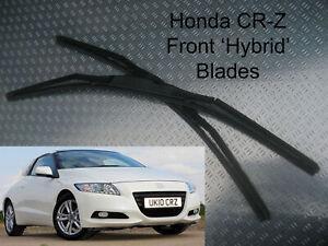 Tergicristalli Ant. Honda Cr-Z Hybrid 2010 2011 2012 2013 2014 Ecc.