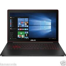 "NEW Asus Gamers GL553VE-DS75 15.6"" Gaming Laptop i7-6700HQ 2.6GHz 24GB 1TB WS10"
