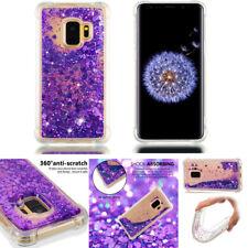 Anti Fall Glitter Stars Dynamic flash Bling Liquid Quicksand soft phone case #6