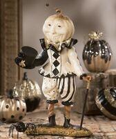 Bethany Lowe Lord Louis Halloween Pumpkin Head Figure TD9046