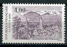France 1991 valley Munster Yvert n° 2707 new 1st choice