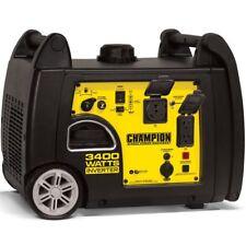 Champion 100233 - 3100 Watt Inverter Generator w/ RV Outlet
