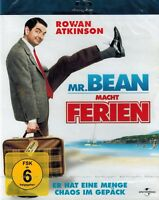 BLU-RAY NEU/OVP - Mr. Bean macht Ferien - Rowan Atkinson & Willem Dafoe