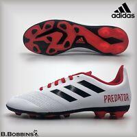 ⚽ Adidas PREDATOR 18.4 FxG Football Boots Size UK 5 5.5 EU 38 2/3 Boys Girls